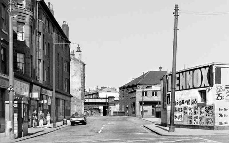 Old Rutherglen road Gorbals