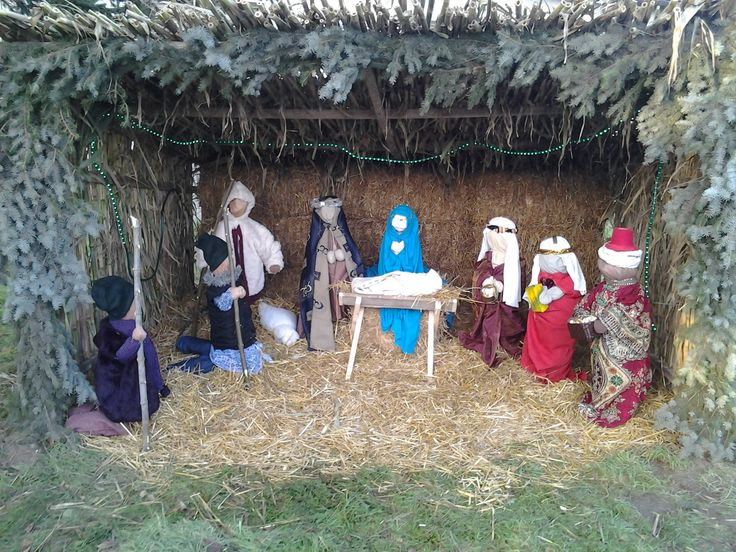 Nativity- Betlehem 2013.Hungary, Nagykónyi
