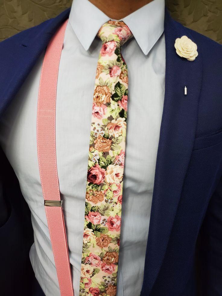 Carnation Tie