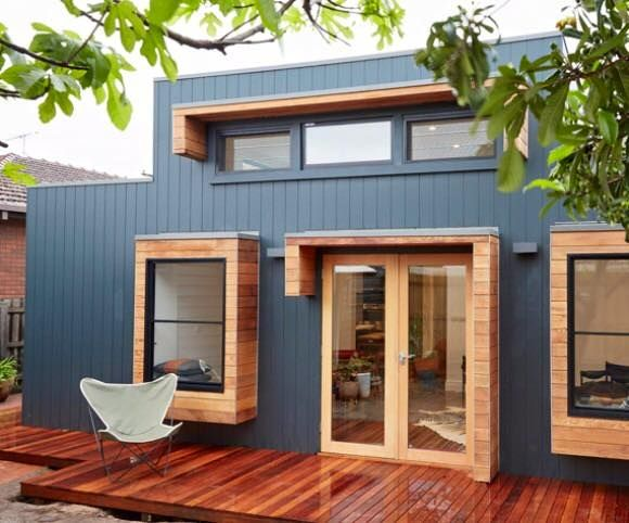 "Weathertex being appreciated around the world! ""The product is very sturdy and environmentally friendly, we had a few off cuts which we were able to recycle, which is a great aspect"" - Architect Hewson (Australia)  #weathertex #cladding #australia #exteriortimber #innovate #alternativematerials #futurehousing #ecosmart #woodisgood #architecthewson #tough #sturdy #casestudy"