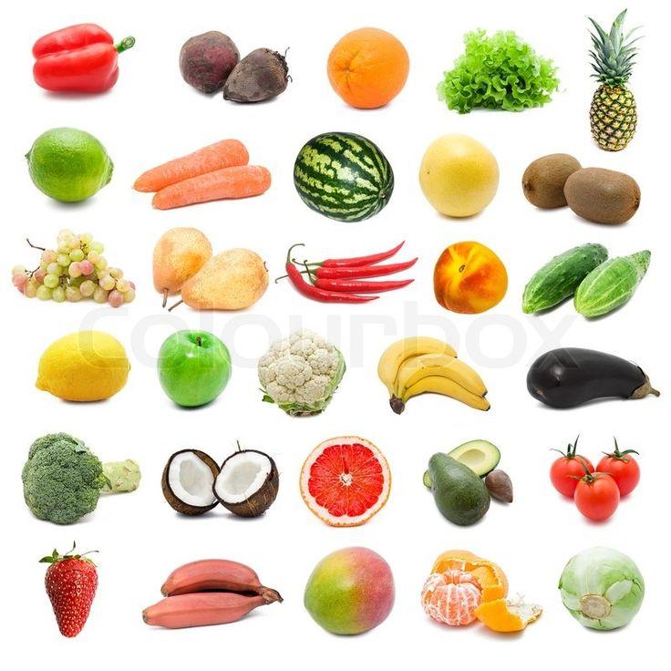Billeder af frugt og grønt - Google-søgning