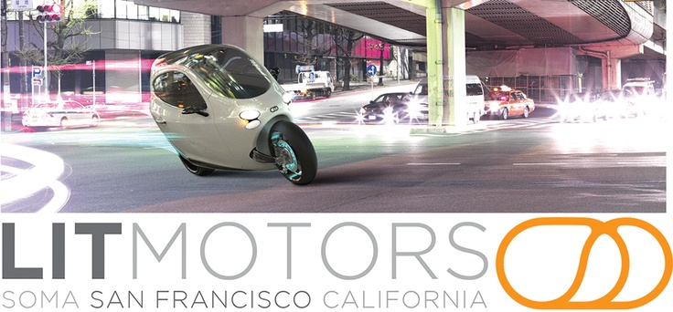 Lit Motors - The Future of Personal Transportation