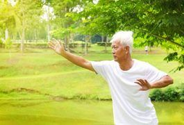 """Qigong is an ancient Chinese health practice that incorporates breathing techniques, postures and a mind-body connection. Qigong exercises can be classified as internal, focusing on health through meditation and concentration, or external, as with breaking bricks or boards. Pronounced """"chee gung,"""" qi translates to mean vital energy that..."""