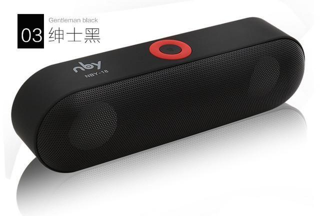 Audio God NBY-18 Mini Bluetooth 3D Surround Sound Speaker