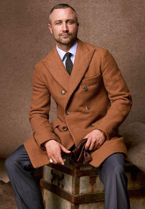 80 best Men Overcoat winter images on Pinterest   Menswear, Men ...