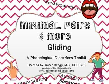 17 Best images about SLP Phonological Processes Freebies on ...