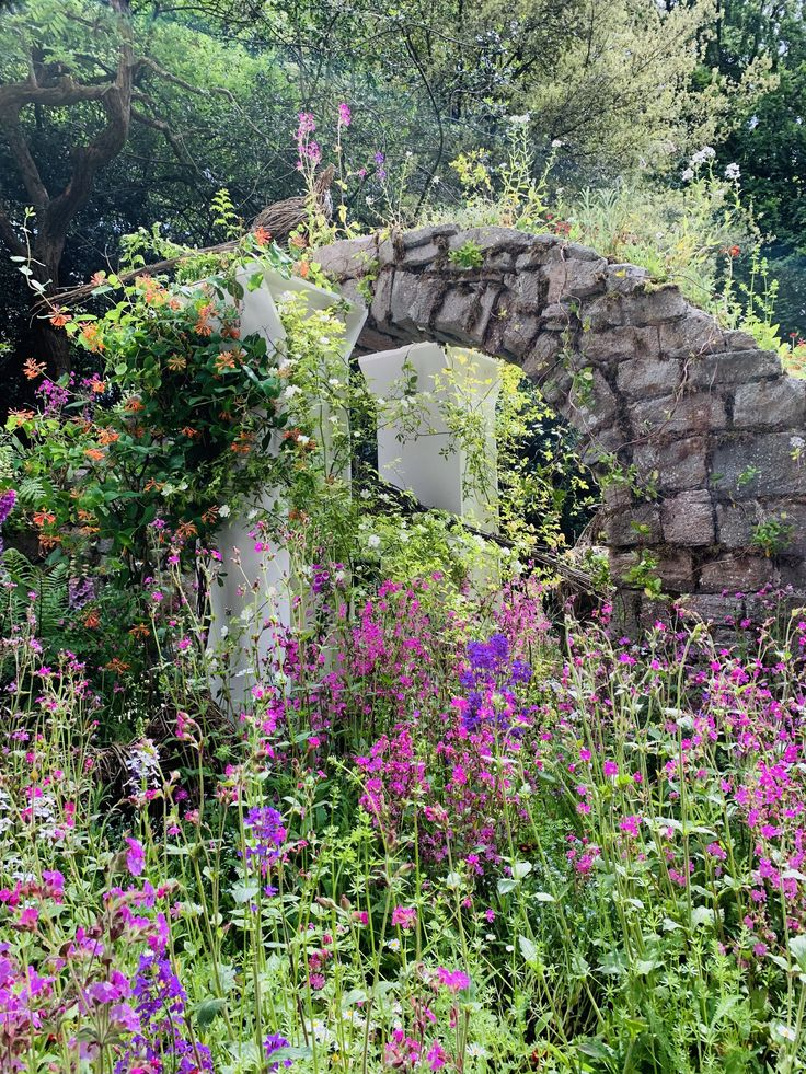 Pin by Trevor Croxon on The Chelsea Flower Show Garden