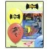 """Batman 12"""" Balloons (6/pkg)"""