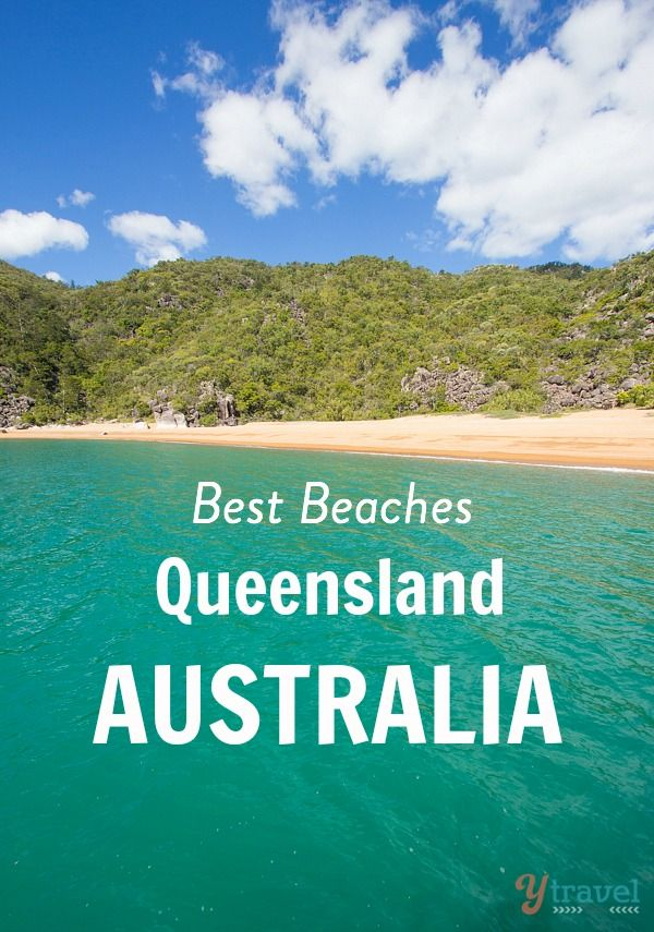 13 Best Beaches in Queensland, Australia