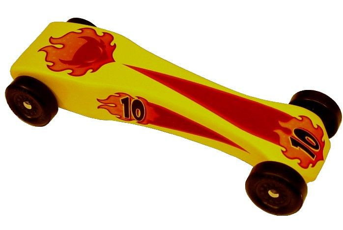 Building a Pinewood Derby Car | Free Pinewood Derby Templates