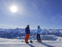 Skifahren in #Österreich / #Skiing in #Austria