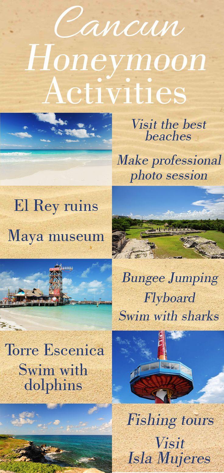 Cancun honeymoon. Cancun Mexico honeymoon. What to do in Cancun during your honeymoon.  Travel to Cancun for the honeymoon. http://elena-fedorova.com/cancun-honeymoon/