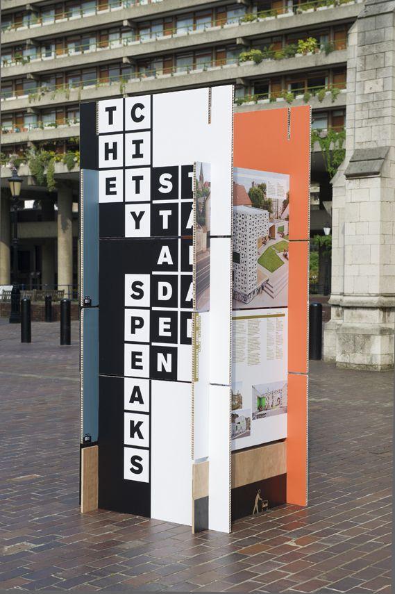 ➰Design. (I) On Solid Ground — Designspiration. #display #design