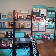 Thirty One products! Organize your space...
