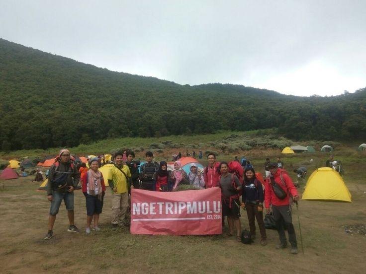 Catatan perjalanan pendakian gunung papandayan garut, pendakian para pemula