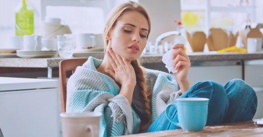 Gebt Husten, Schnupfen & Heiserkeit keine Chance: Diese Hausmittel können euch helfen, wenn euch ein grippaler Infekt erwischt hat...