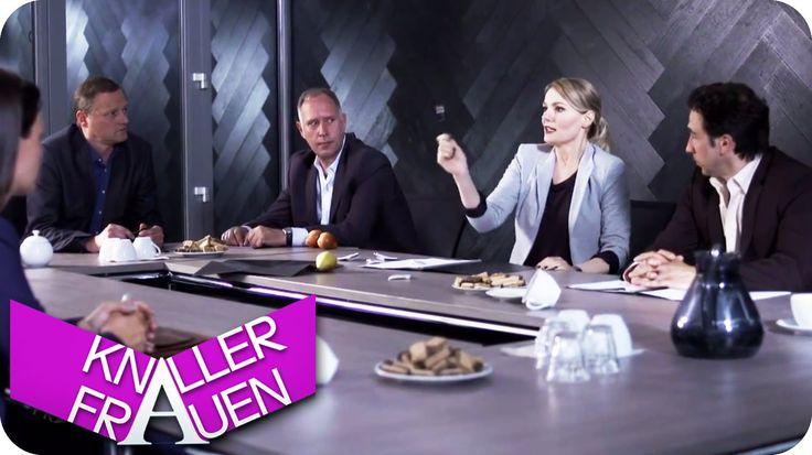 Stift verloren - Knallerfrauen mit Martina Hill   Die 3. Staffel