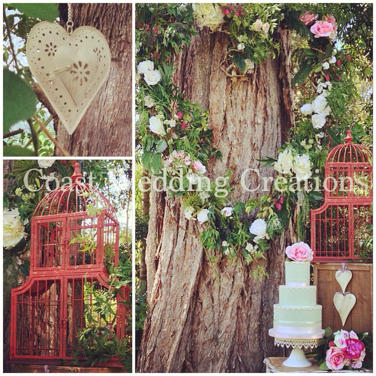 Our vine hearts can be made any size. They look fabulous ladened with lush greenery and fresh flowers, ideal addition to a country/rustic wedding.