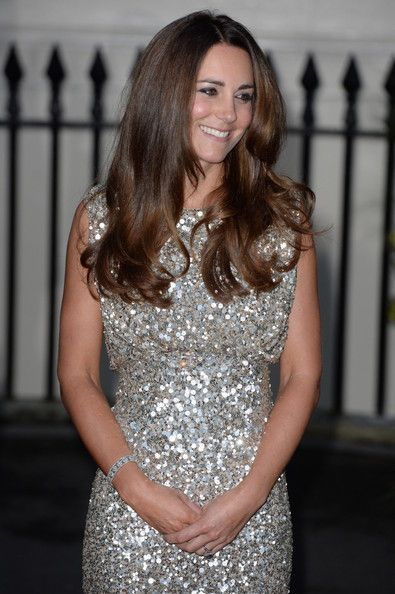 So lovely! - Kate Middleton at the Tusk Trust Awards at the Royal Society in London on September 12, 2013.