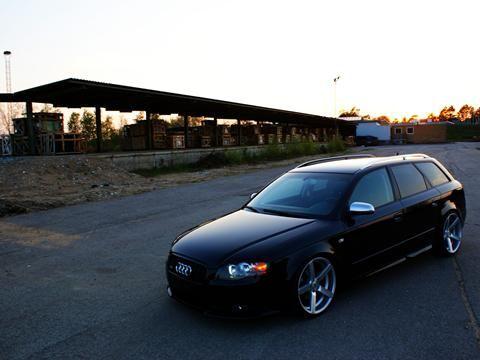 Audi A4 TDI Avant STATIC