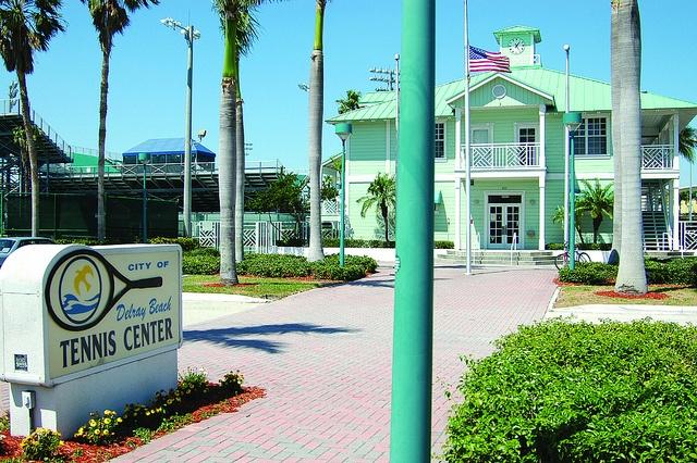 Delray Beach Tennis Center (Delray Beach, Florida)