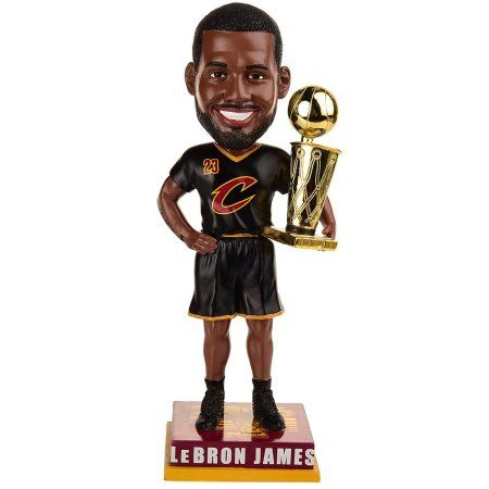Cleveland Cavaliers LeBron James #23 2016 NBA Finals Champions Bobblehead, Red