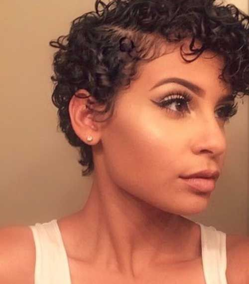 20+ Pixie Cuts for Curly Hair | Pixie Cut 2015                                                                                                                                                                                 More