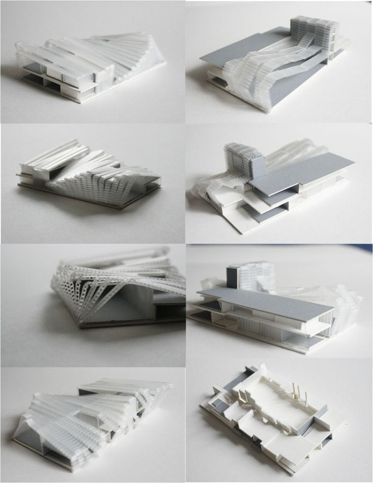 20 best concept models images on pinterest architecture for Landscape design paper