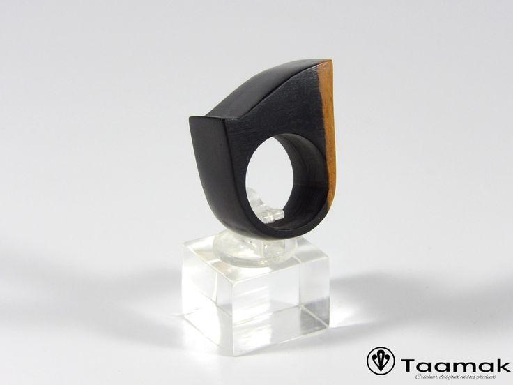 Exceptionnel Plus de 25 idées uniques dans la catégorie Bague en bois sur  PX52