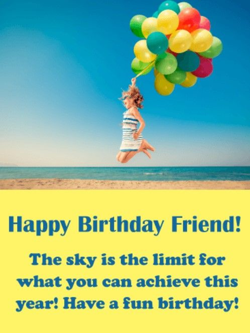 Best Birthday Greeting For A Female Friend