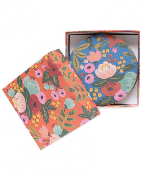 Floral Everyday Coasters : Cute Aprons - Cute Dresses - Cute Maxi Skirts - Cute Gifts - Daisy Shoppe