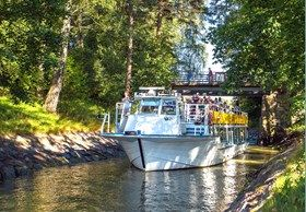 Sightseeing by boat | Stromma.fi