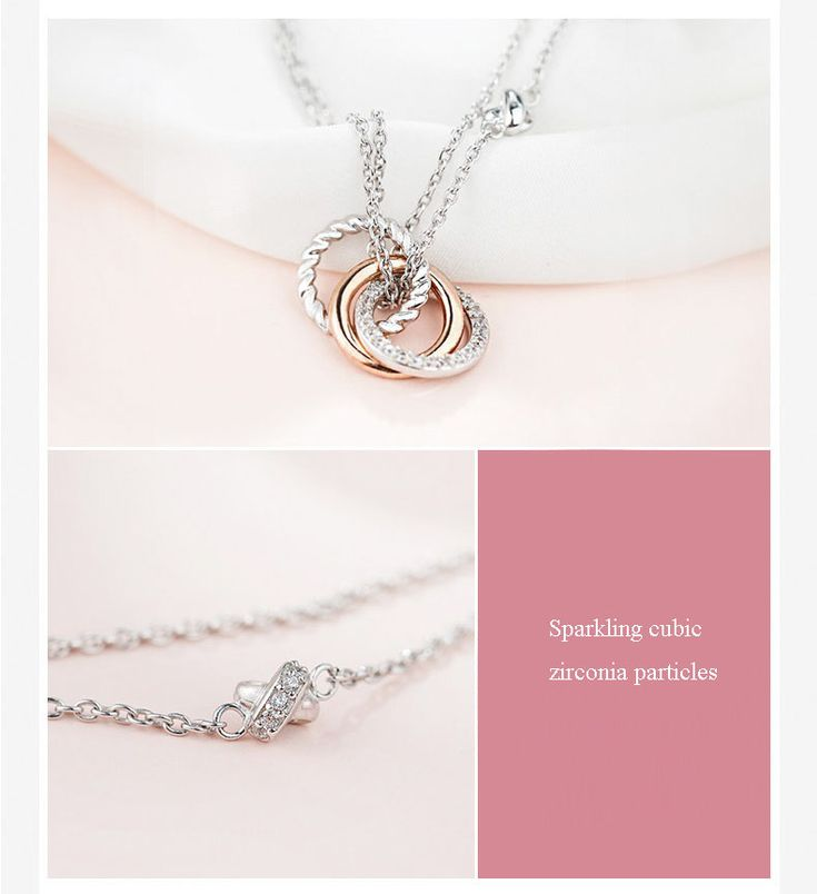 Nice Sterling Silver Necklace Uk Valentine's Day Gift 2018