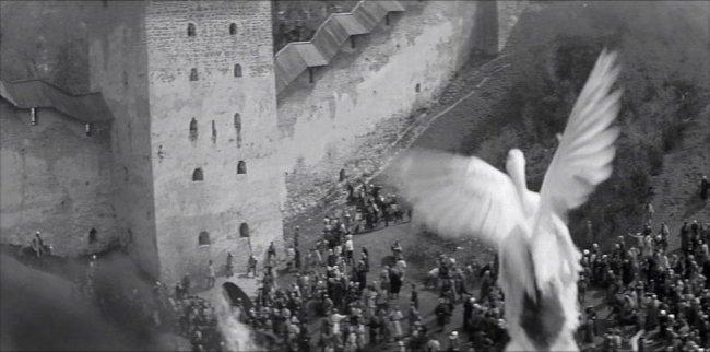 """Andrei Rublev"" Tarkovsky"