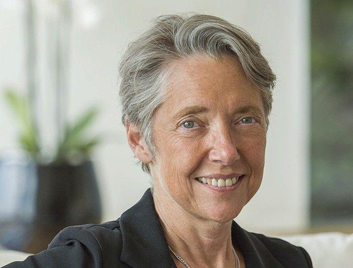 BORNE Elisabeth ministre des transports auprès de Nicolas Hulot
