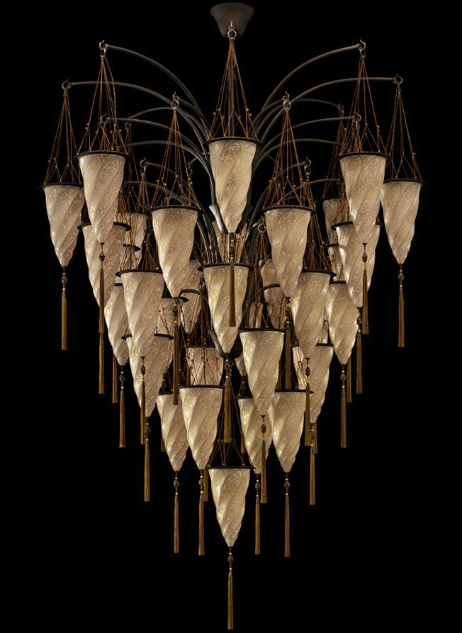 from tiers general product venetia b studium en chandelier fortuny icaro by lighting gallery