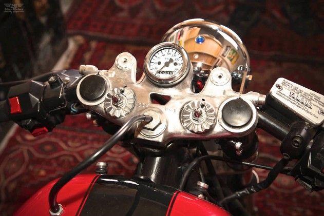 Yamaha XJ600 Striscia Nera Black stripe headlight 631x421 Striscia Nera by Emporio Elaborazioni Meccaniche