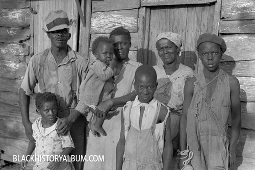 We Are Family | 1936 | by Black History Album