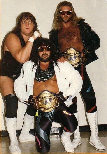 Freebirds  ~ WCW