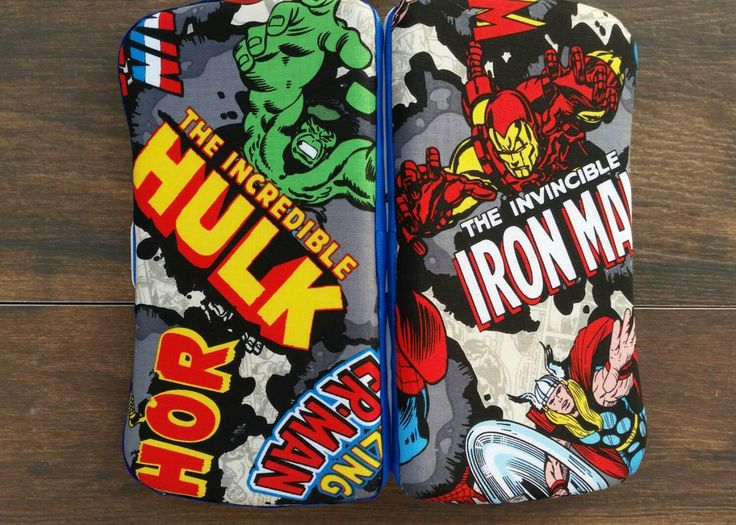 Superhero Inspired Boutique Travel Wipe Case/Superhero Baby/Avengers Wipe Case/Marvel Baby/Comic Book Baby/Wet Wipes Case/Baby Wipes Case by TSWreathsandMore on Etsy