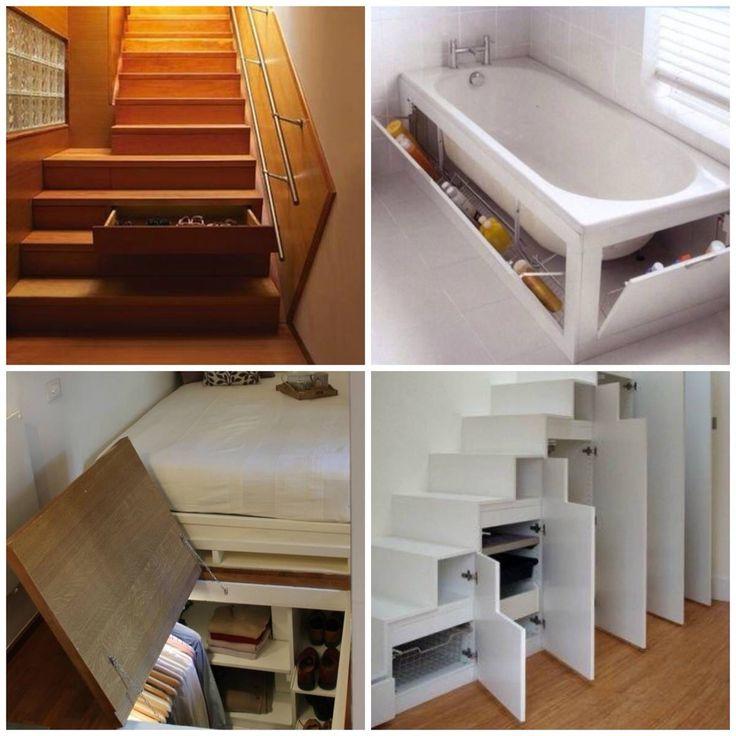 Kleine ruimte, grote oplossingen!
