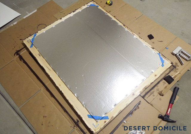 DIY $18 Giant Frame