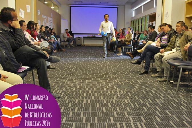 Uso creativo de las tecnologías en el diseño y prestación de los servicios bibliotecarios Proyecto TIC, Biblioteca Nacional de Colombia