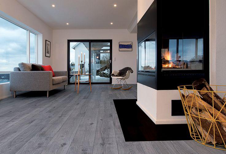Original Laminat gulv kolleksjon - Noridske gulv med silkemyke, oljede overflater. - BerryAlloc