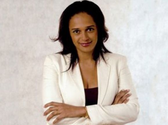 Africa's first female billionaire: Isabel dos Santos