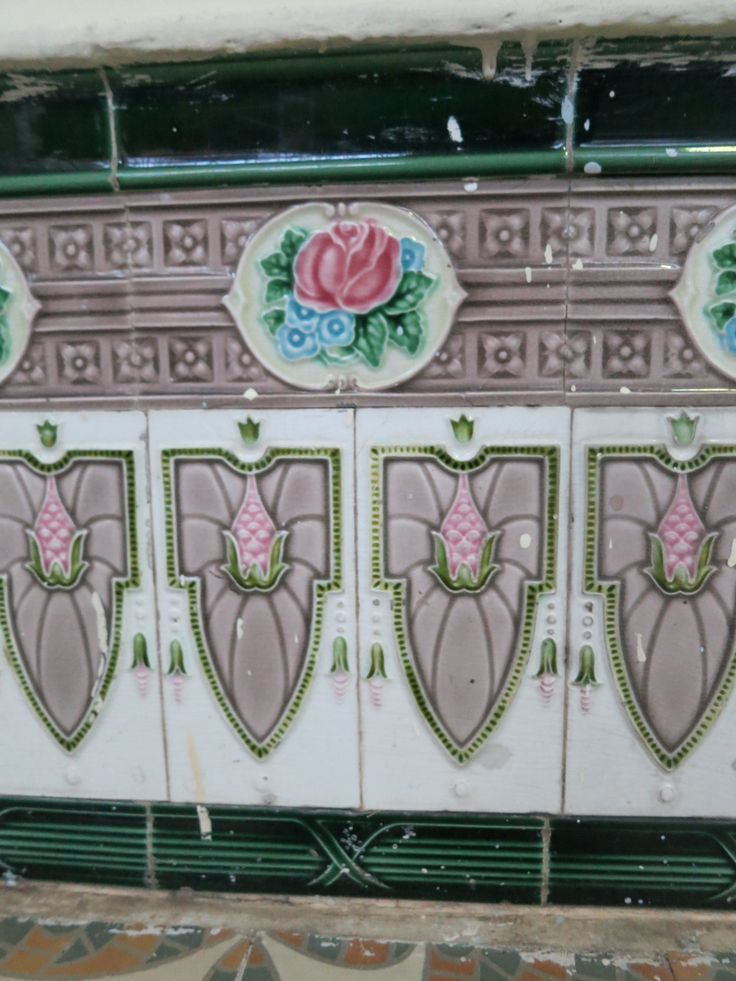 97 Best Images About Peranakan Tiles On Pinterest
