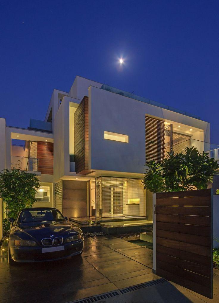 Architecture Design For Home In Delhi 207 best house facade images on pinterest | modern houses