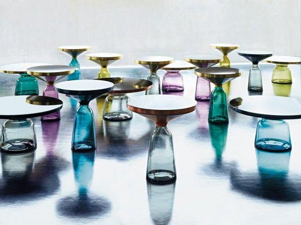 Bell Table Coffee Table Copper By Sebastian Herkner.