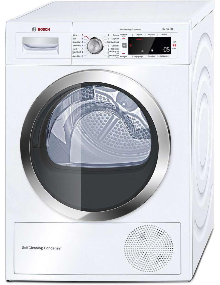 9kg Heat Pump Dryer