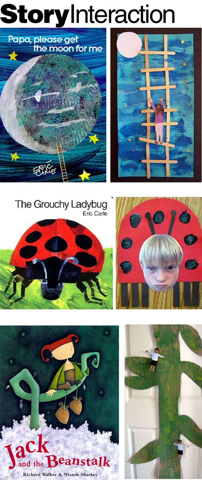 Main character ideas: Inspiration Artworks, Idea, Stories Interactive, Groucho Ladybugs, Kids Art Crafts Books, Stories Books, Preschool Artworks, Art Projects, Kids Made Books Preschool